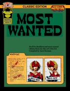 Most Wanted Classic Edition for V&V