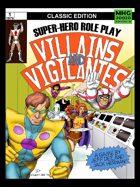 Villains and Vigilantes 1.0