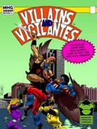 Villains and Vigilantes 2.1