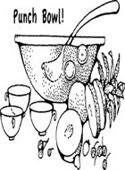 Punch Bowl - A game of party shenanigans