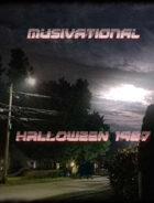 Musivational - Halloween 1987