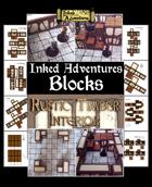 Inked Adventures Blocks Rustic Timber Interior