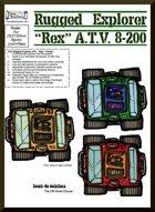 Rugged Explorer ATV  Inked Adventures