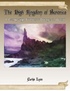 Baronica: A Dungeon World Campaign Front