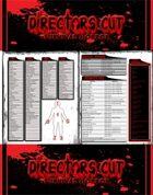 Directors Cut Survival Horror Director's Screen
