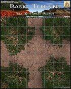 Basic Terrains 2: Forest Roads