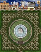 Urban Fantasies 2: Garden Maze 1