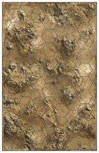 MechaMats 4: Desert Barrens