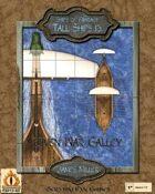 Tall Ships 13: Elven War Galley
