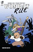 Wombat Rue - Chapter 2: The Benefit of the Scout