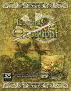 Legends of Excalibur: Arthurian Adventures (True20)