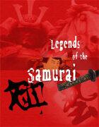 Legends of the Samurai: Campaign Guide