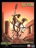 DW: Halidom: Adventure Appendix