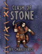Clash of Stone