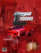 Modern d20 Core Kit