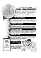 Cities of Fantasy 2: Racial Neighborhoods