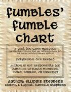 Fumbles' Fumbles Chart