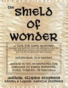 The Shield of Wonder