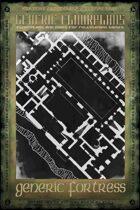 Generic Floorplans - Fortress
