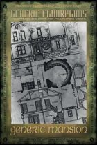 Generic Floorplans - Mansion