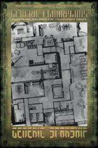 Generic Floorplans - Starship