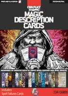 Magic Description Cards (Hundreds of System Neutral Ways to Describe Magic)