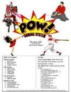 POW! Core Rules