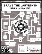 BTL001: Brave the Labyrinth - Issue #1 (PDF)