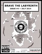 BTL004: Brave the Labyrinth - Issue #4 (PDF)