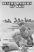 OWB003: Desert Raiders of WWII