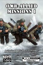 OWB005: OWB: Allied Missions I