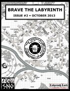 BTL002: Brave the Labyrinth - Issue #2 (PDF)