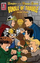 KoDT: Bundle of Trouble vol. 11