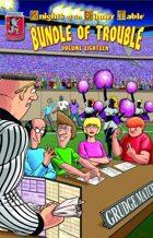KoDT: Bundle of Trouble vol. 18
