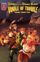 KoDT: Bundle of Trouble vol. 22