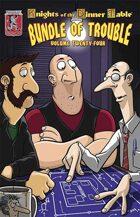 KoDT: Bundle of Trouble vol. 24