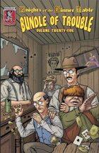 KoDT: Bundle of Trouble vol. 25