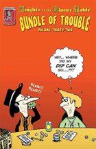 KoDT: Bundle of Trouble vol. 32