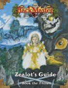 Zealot's Guide Book 3