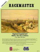 Dijishy: The City of History (HackMaster edition)