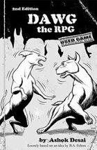 DAWG: the RPG