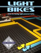 LIGHT BIKES: Racing on the Game Grid