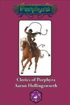 Clerics of Porphyra
