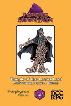 Purple Mountain: Temple of the Locust Lord (DCC)
