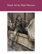 Stock Art: Ancient Vampire