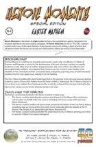 Heroic Moments #4: Easter Mayhem