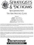 [PFRPG] Strategists & Tacticians Web Enhancement - Tin Man Prestige Class
