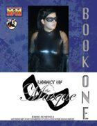 Legacy of the Masque RPG - Book One