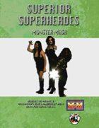 Superior Superheroes: Monster Mash