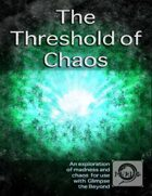 The Threshold of Chaos